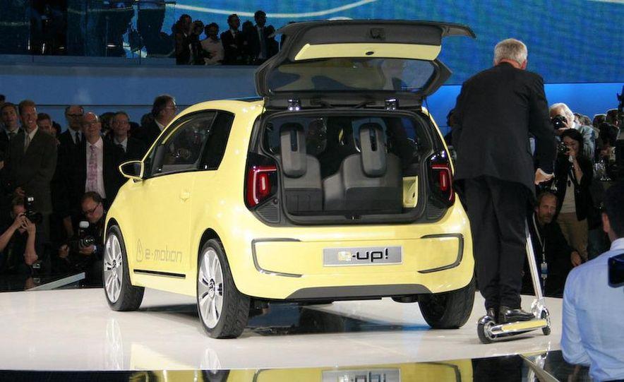 Volkswagen E-Up! concept - Slide 18