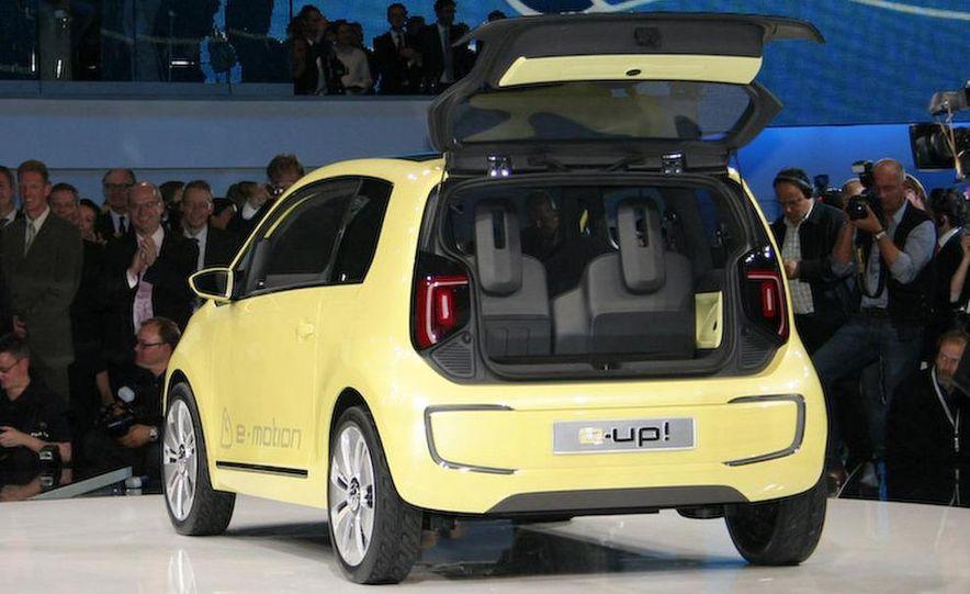 Volkswagen E-Up! concept - Slide 19