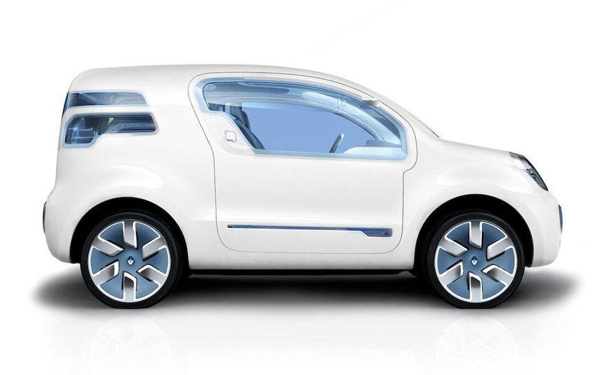 Renault Kangoo - Slide 1