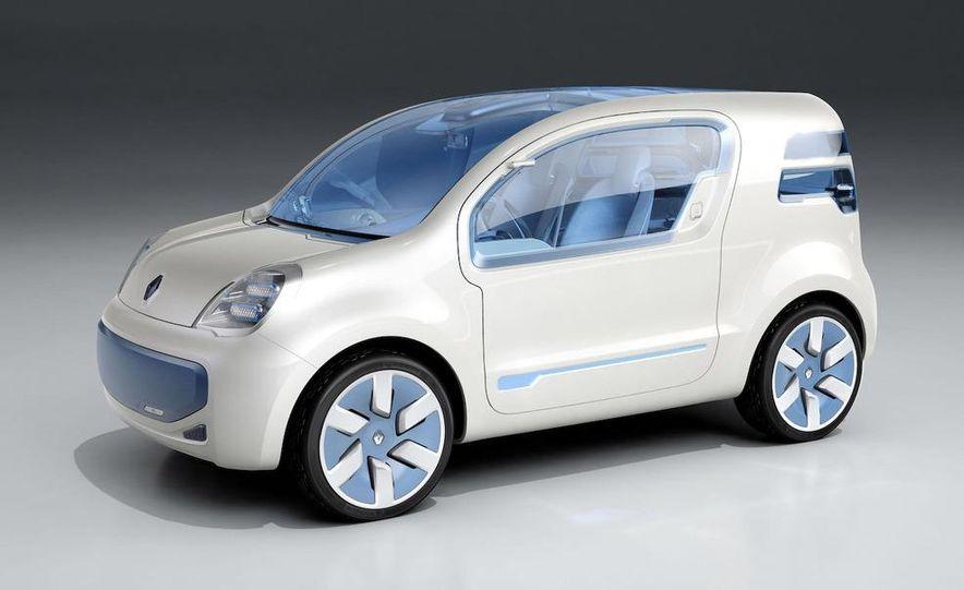 Renault Kangoo - Slide 2