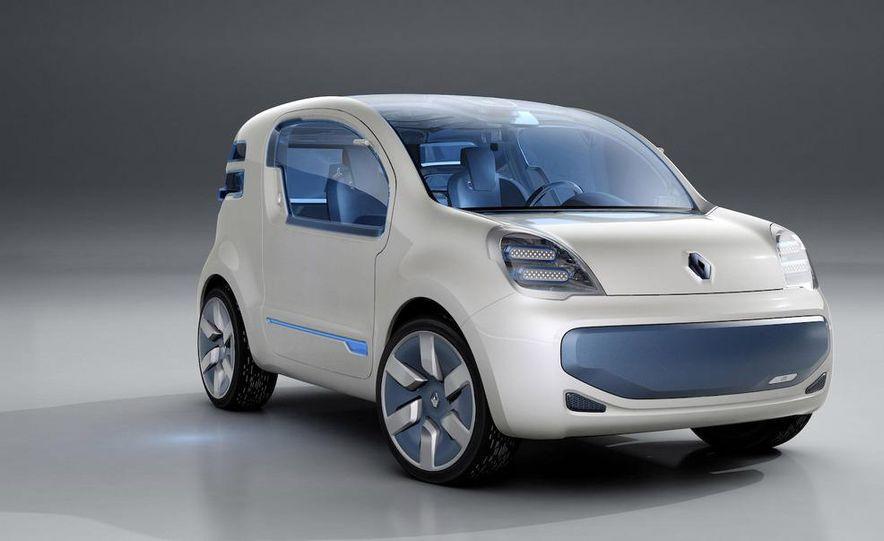 Renault Kangoo - Slide 3