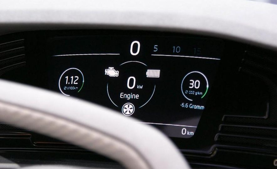 Volkswagen L1 concept - Slide 22