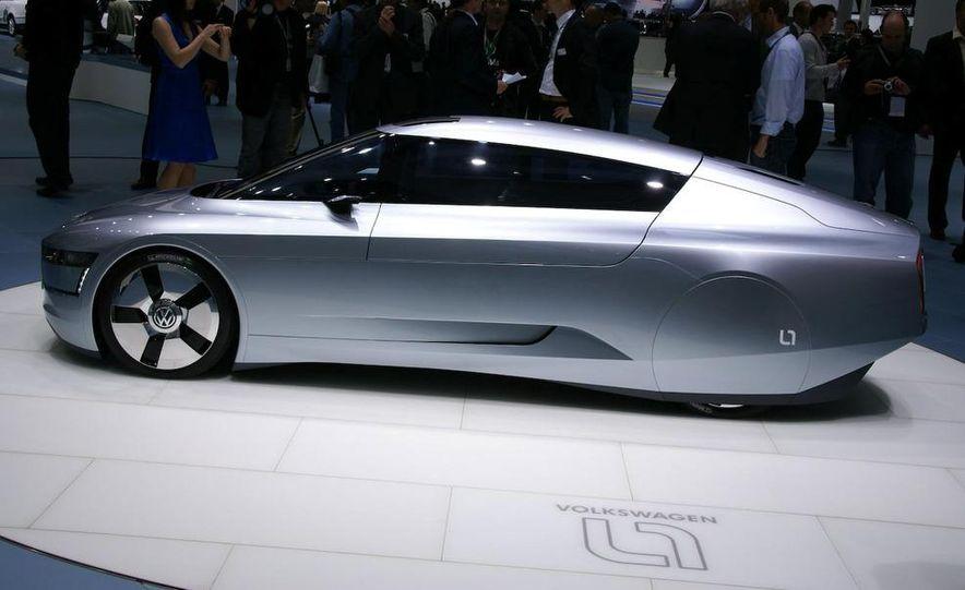 Volkswagen L1 concept - Slide 1