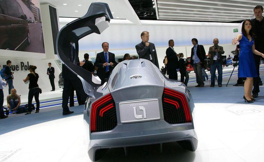 Volkswagen L1 concept - Slide 26