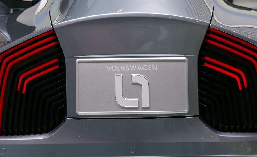 Volkswagen L1 concept - Slide 13