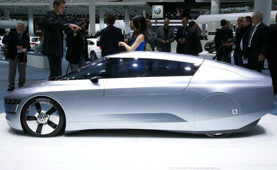 Volkswagen L1 concept - Slide 2