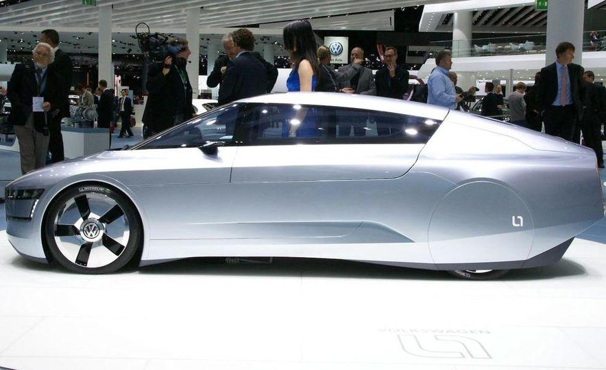 Volkswagen L1 concept - Slide 3