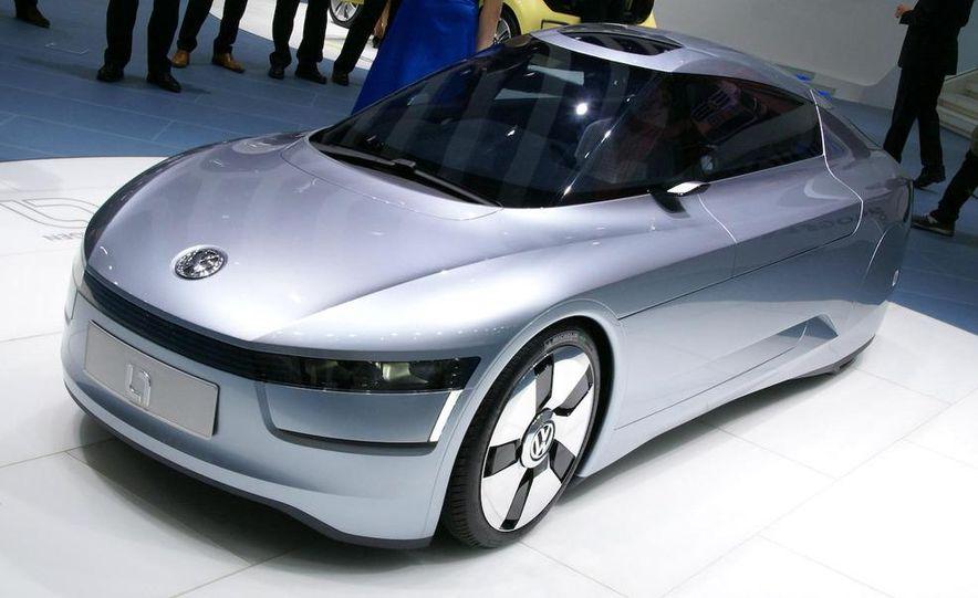 Volkswagen L1 concept - Slide 5
