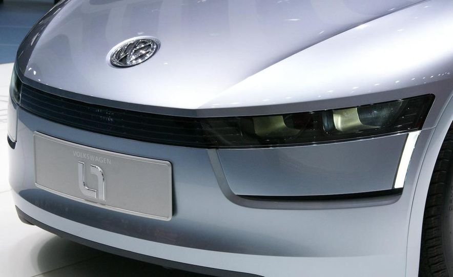 Volkswagen L1 concept - Slide 6