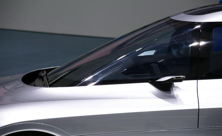 Volkswagen L1 concept - Slide 8