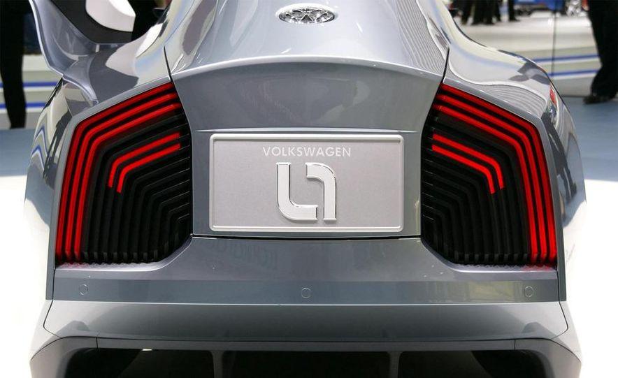 Volkswagen L1 concept - Slide 15