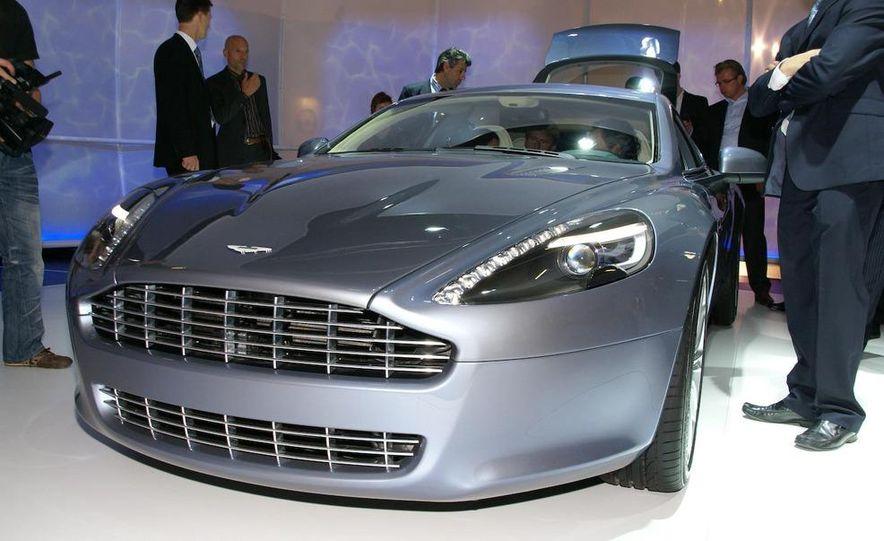 2011 Aston Martin Rapide - Slide 3