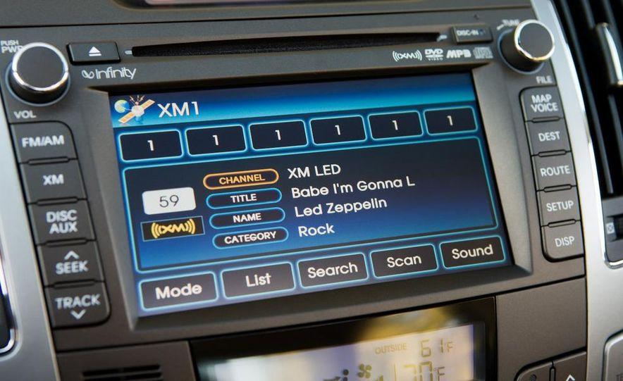 2011 Hyundai Sonata - Slide 59