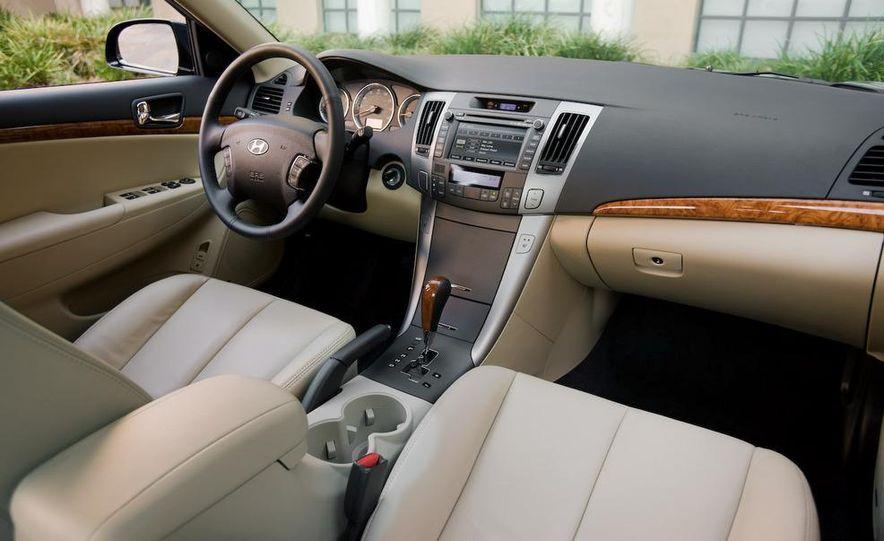 2011 Hyundai Sonata - Slide 55