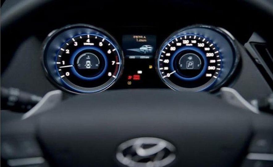 2011 Hyundai Sonata - Slide 34