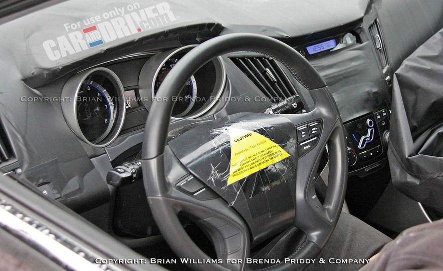 2011 Hyundai Sonata - Slide 44