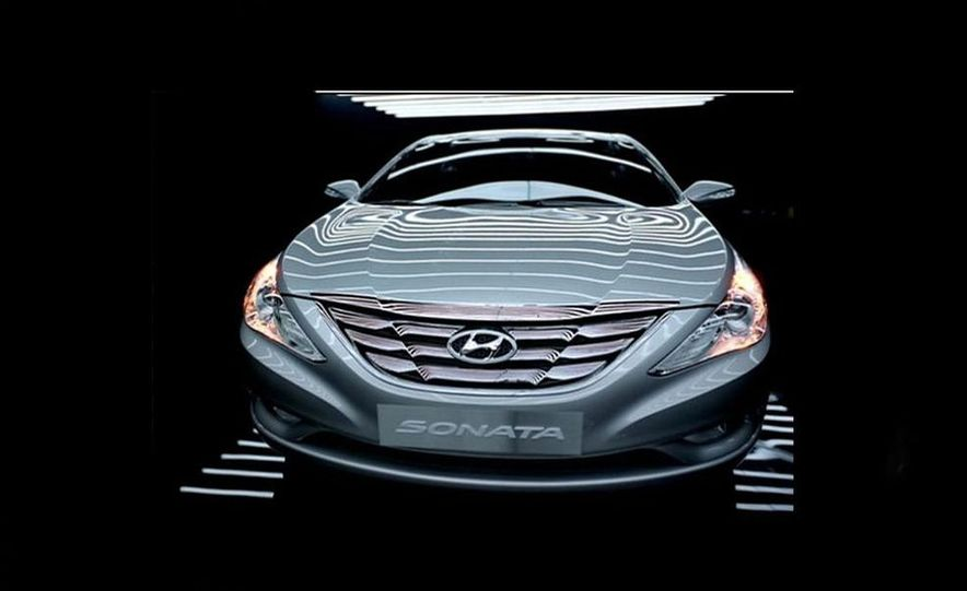 2011 Hyundai Sonata - Slide 27