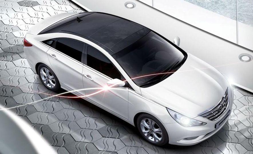2011 Hyundai Sonata - Slide 25