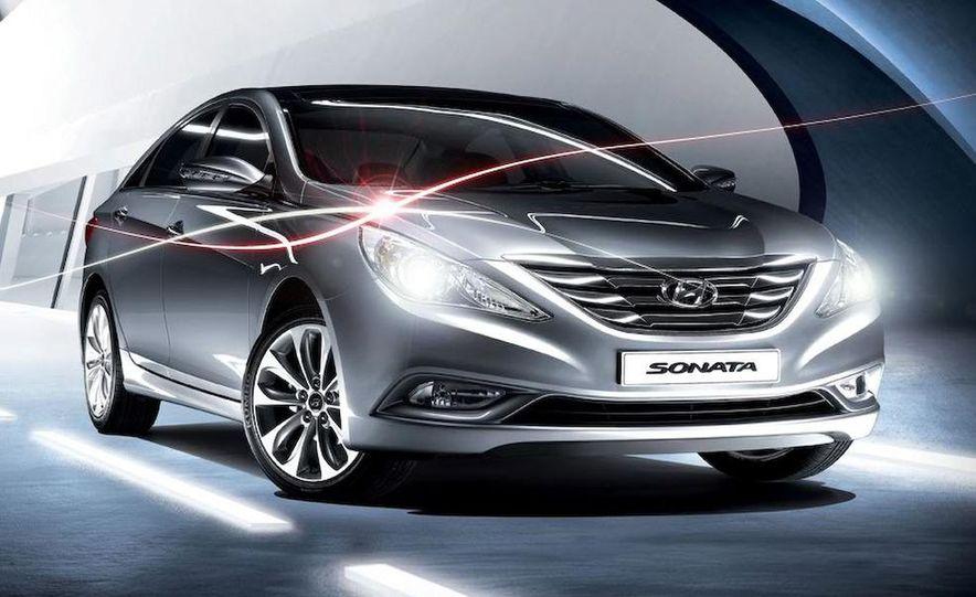 2011 Hyundai Sonata - Slide 26