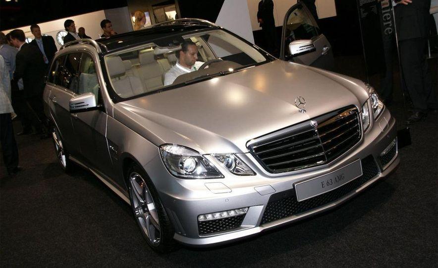 2011 Mercedes-Benz E63 AMG wagon - Slide 1