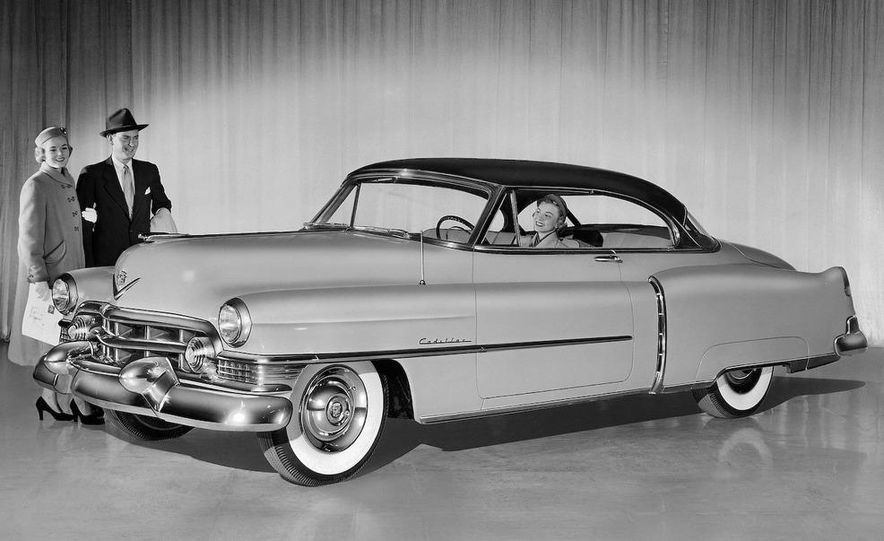 1951 Cadillac Series 62 coupe - Slide 1