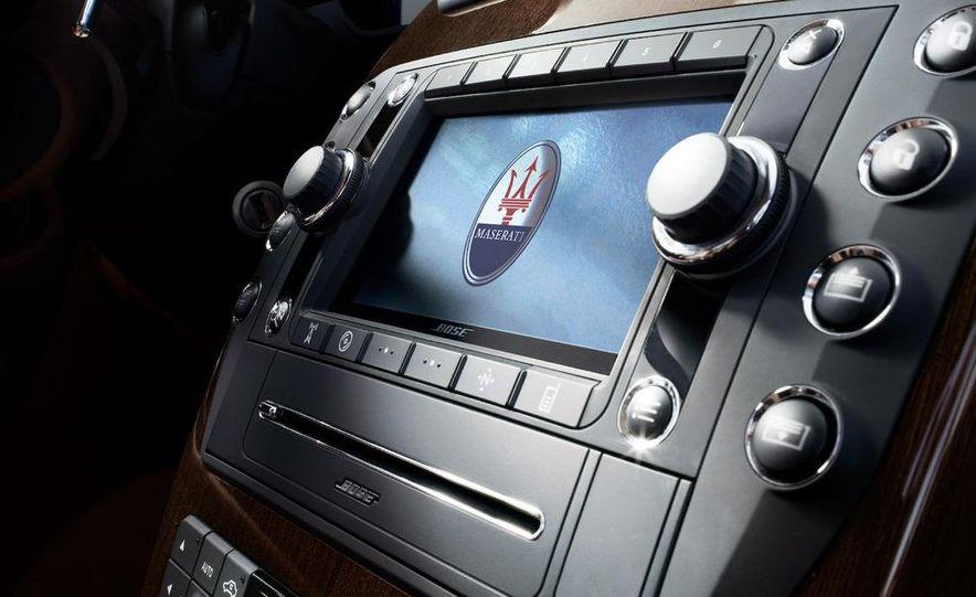 2009 Maserati Quattroporte S - Slide 14