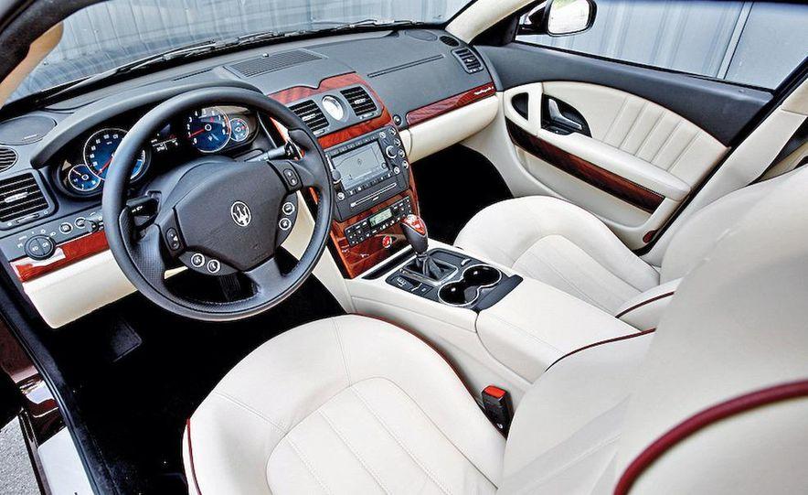 2009 Maserati Quattroporte S - Slide 13