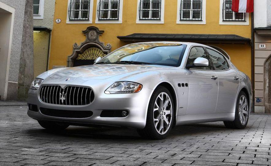 2009 Maserati Quattroporte S - Slide 3