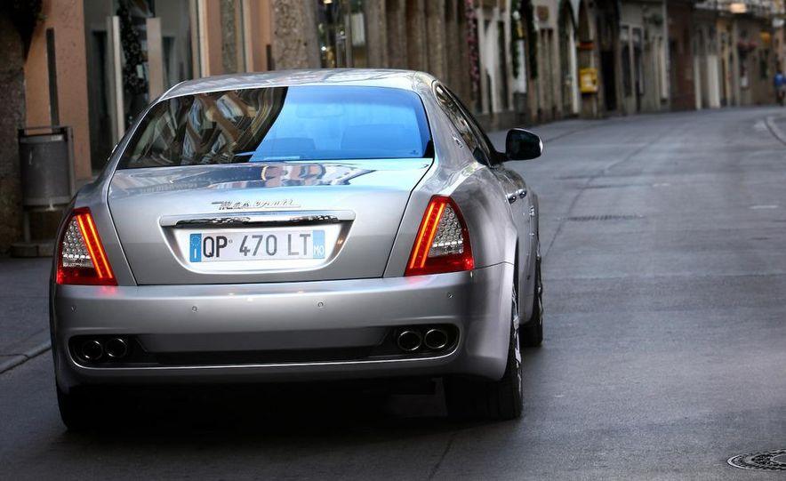 2009 Maserati Quattroporte S - Slide 4