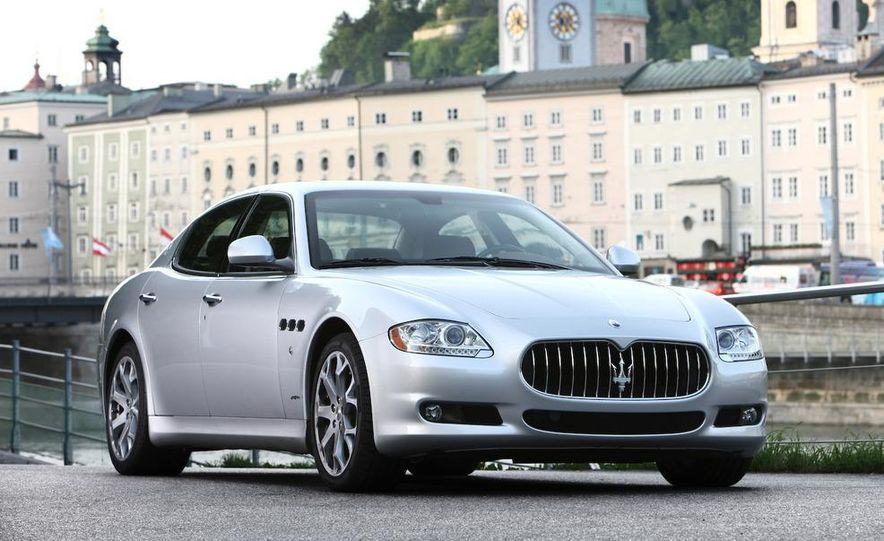 2009 Maserati Quattroporte S - Slide 5