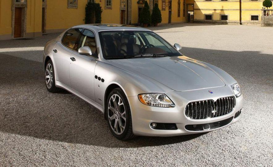 2009 Maserati Quattroporte S - Slide 7