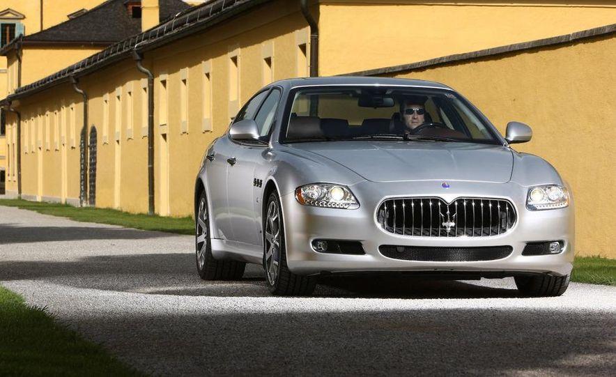 2009 Maserati Quattroporte S - Slide 10