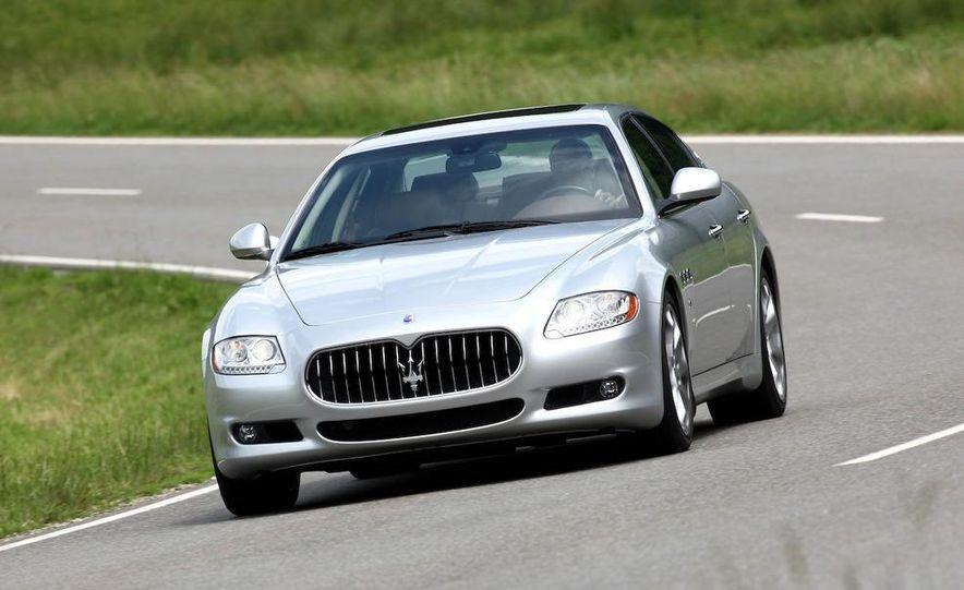 2009 Maserati Quattroporte S - Slide 11