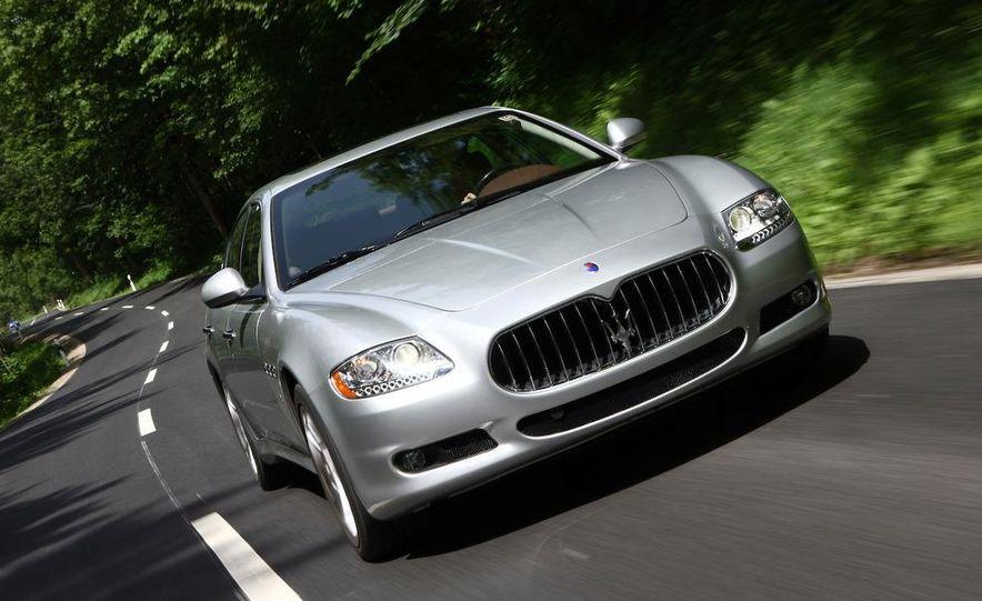 2009 Maserati Quattroporte S - Slide 15