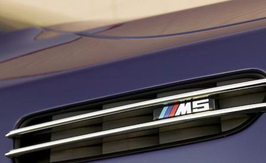 2011/2012 BMW M5 (spy photo) - Slide 34