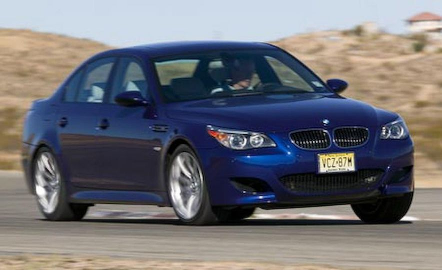 2011/2012 BMW M5 (spy photo) - Slide 46