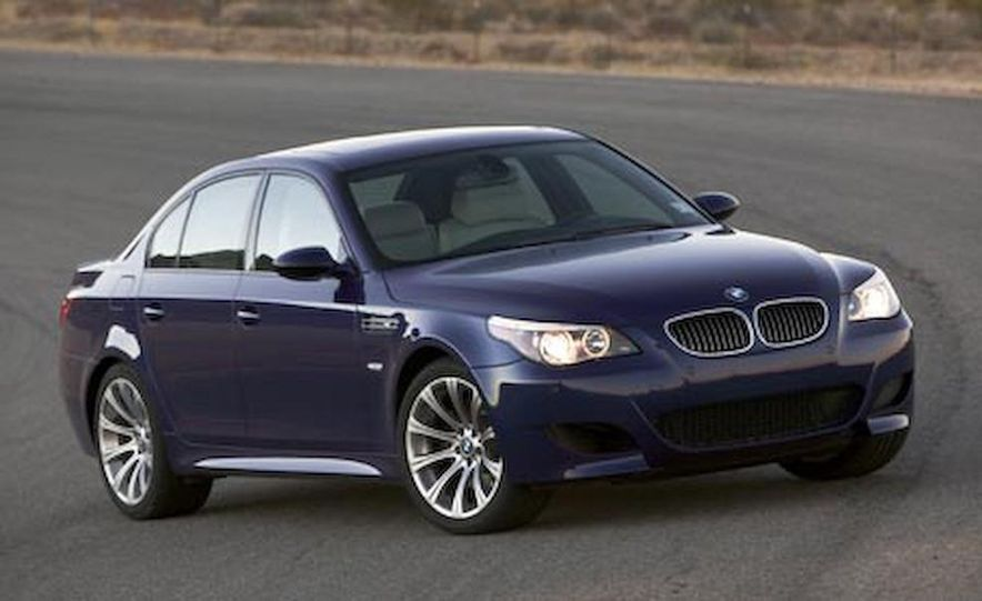 2011/2012 BMW M5 (spy photo) - Slide 43