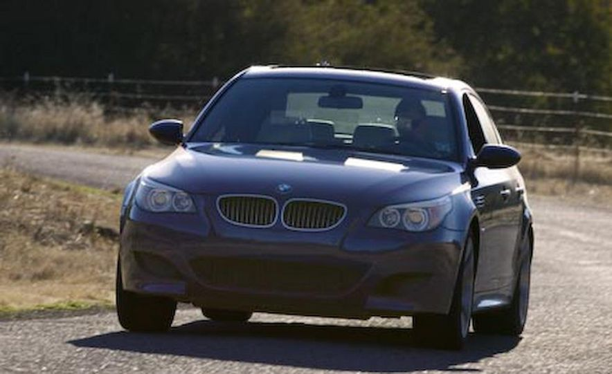 2011/2012 BMW M5 (spy photo) - Slide 42