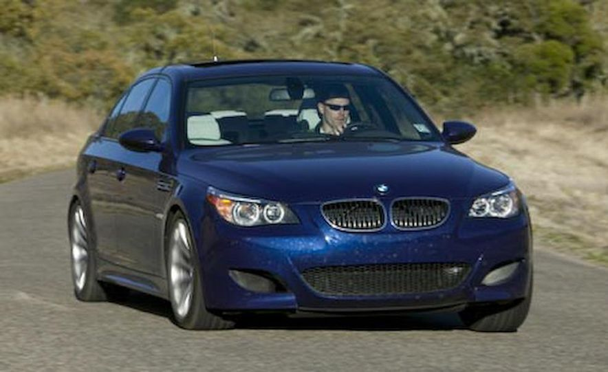 2011/2012 BMW M5 (spy photo) - Slide 41