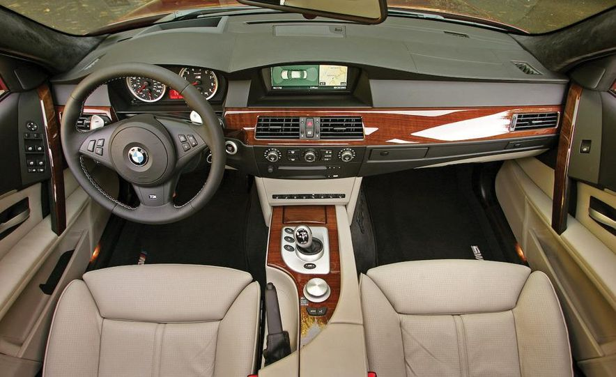 2011/2012 BMW M5 (spy photo) - Slide 26