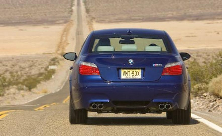 2011/2012 BMW M5 (spy photo) - Slide 21