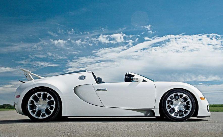 2009 Bugatti Veyron 16.4 Grand Sport - Slide 1