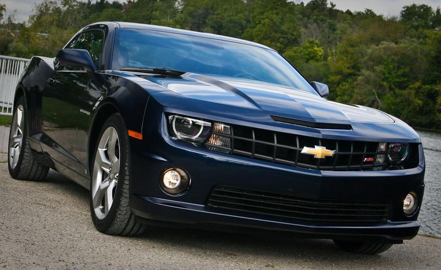 2010 Chevrolet Camaro SS automatic - Slide 2