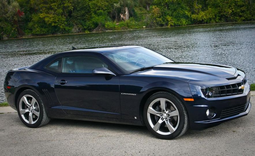 2010 Chevrolet Camaro SS automatic - Slide 5