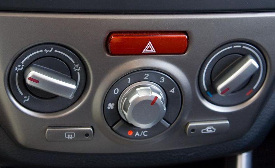 2009 Subaru Forester 2.5X - Slide 34