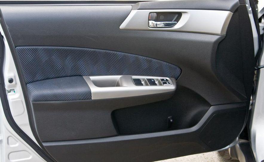 2009 Subaru Forester 2.5X - Slide 27