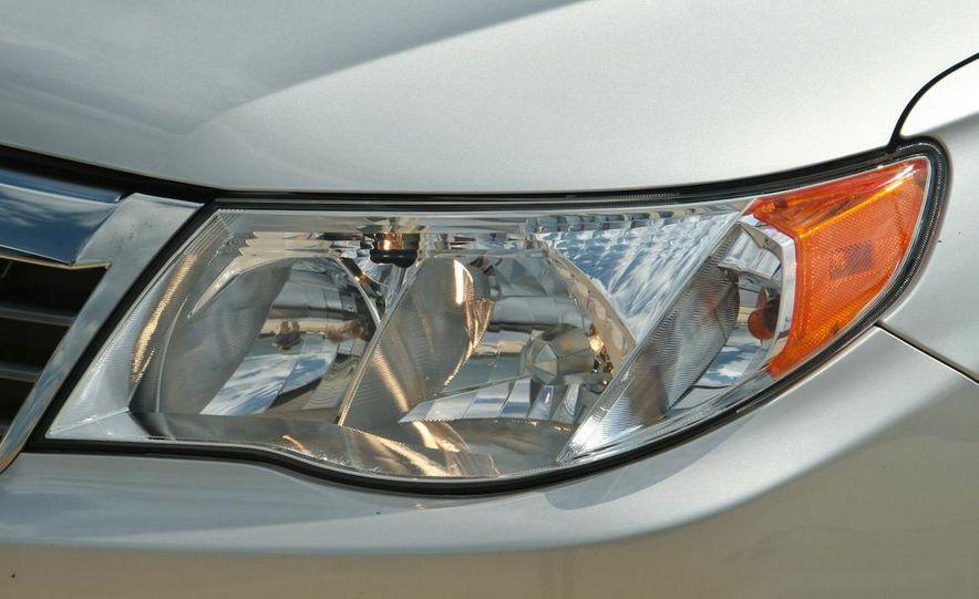 2009 Subaru Forester 2.5X - Slide 13