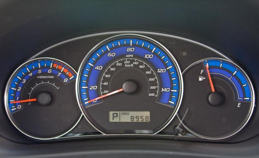 2009 Subaru Forester 2.5X - Slide 32