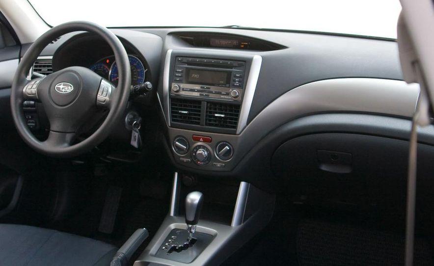 2009 Subaru Forester 2.5X - Slide 17