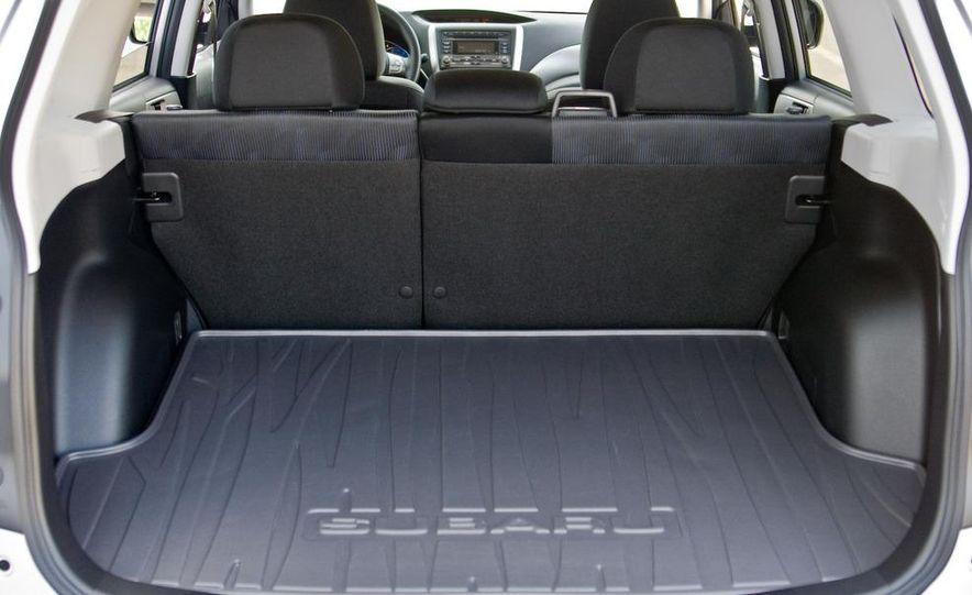 2009 Subaru Forester 2.5X - Slide 21